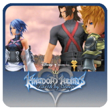 KINGDOM HEARTS Birth by Sleep for PSP