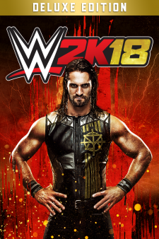 WWE 2K18 Digital Deluxe Edition Pre-Order for