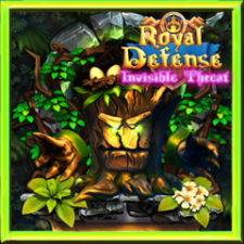 Royal Defense Invisible Threat for PS Vita