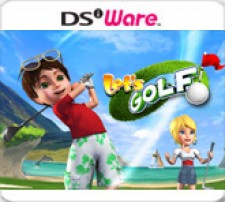 Let's Golf for DS