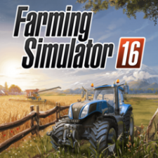 Farming Simulator 16 for PS Vita
