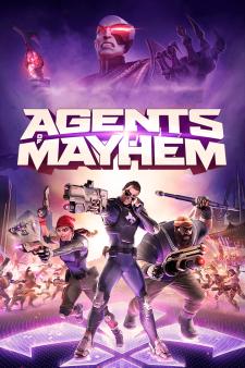 Agents of Mayhem for