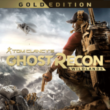 Tom Clancy's Ghost Recon® Wildlands Gold Edition for PS4