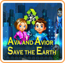 Ava and Avior Save the Earth for WiiU