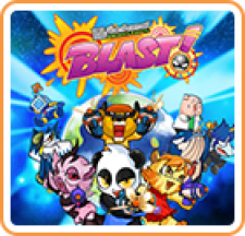 Wicked Monsters BLAST! HD+ for WiiU