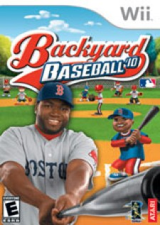 Backyard Baseball '10 for Wii