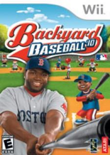 Backyard Baseball '10 for Wii