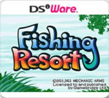 Go Series Fishing Resort for DS