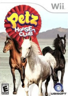 Petz Horse Club for Wii