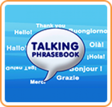 Talking Phrasebook - 7 Languages for 3DS