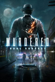 Murdered: Soul Suspect for XBox One
