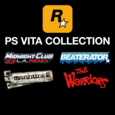 Rockstar Games PS Vita Collection for PSP