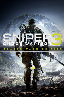 Sniper Ghost Warrior 3 Season Pass Edition for