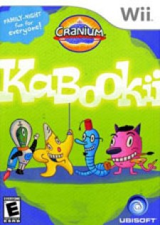 Cranium Kabookii for Wii