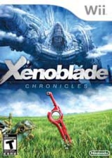 Xenoblade Chronicles for Wii