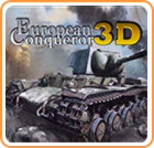 European Conqueror 3D for 3DS