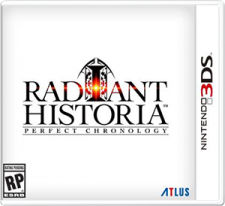Radiant Historia: Perfect Chronology for 3DS