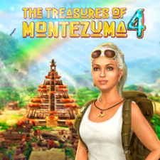 The Treasures of Montezuma 4 for PS3