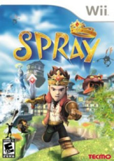 SPRay for Wii