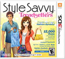 Style Savvy: Trendsetters for 3DS