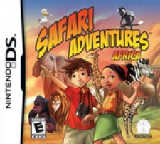 Safari Adventures: Africa for DS