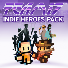 Team17 Indie Heroes for PS4