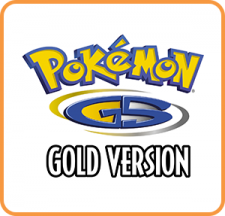 Pokémon Gold Version for 3DS
