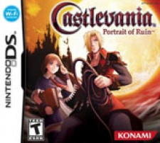 Castlevania: Portrait of Ruin for DS