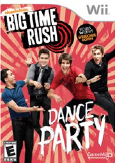Big Time Rush: Dance Party for Wii