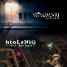 Yomawari: Night Alone / htoLNiQ: The Firefly Diary for PS Vita