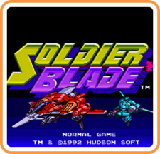 SOLDIER BLADE for WiiU