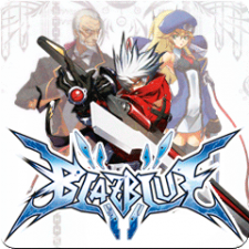 BlazBlue Continuum Shift 2 for PSP