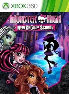Monster High: NGIS for XBox 360