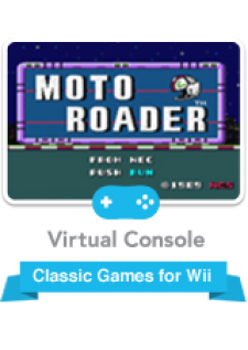 Moto Roader for Wii
