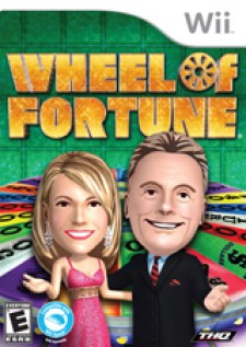 Wheel of Fortune for Wii