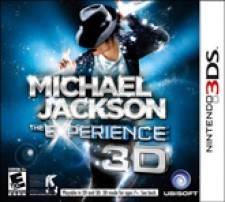 Michael Jackson The Experience for 3DS