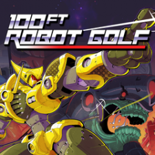 100ft Robot Golf for PS4