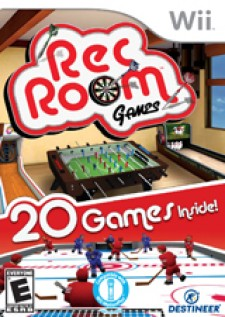 Rec Room for Wii