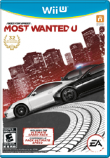 Need for Speed Most Wanted U for WiiU