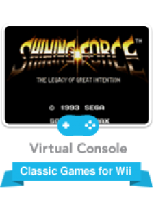 Shining Force for Wii