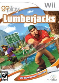 Go Play Lumberjacks for Wii
