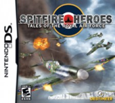Spitfire Heroes: Tales of the Royal Airforce for DS