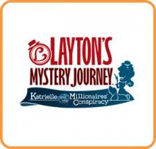 LAYTON'S MYSTERY JOURNEY: Katrielle and the Millionaires' Conspiracy for 3DS