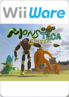 A Monsteca Corral: Monsters vs. Robots for Wii