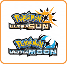 Pokémon Ultra Sun and Ultra Moon Steelbook Dual Pack for 3DS