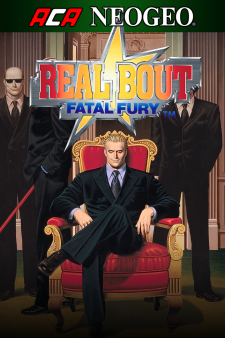 ACA NEOGEO REAL BOUT FATAL FURY for