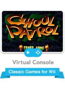 Ghoul Patrol for Wii