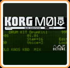KORG M01D for 3DS