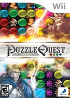 Puzzle Quest: Challenge of the Warlords for Wii