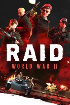 RAID: World War II for